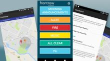School Staff Can Activate Announcements, Lockdowns with New FrontRow Mobile App