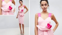 ASOS fans are really confused about this pink dress