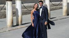 Así es Alice Campello, la 'influencer' más elegante de la boda de Pilar Rubio y Sergio Ramos