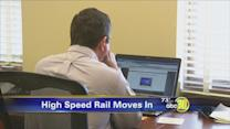 High Speed Rail employees move into Fresno