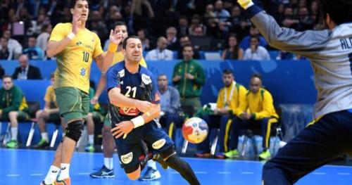 Hand - Bleus - Qualifications Euro 2018 : Michaël Guigou forfait, Melvyn Richardson appelé en renfort