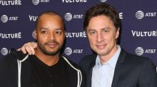 Zach Braff to white people: Having a Black friend doesn't excuse you from national conversation about race