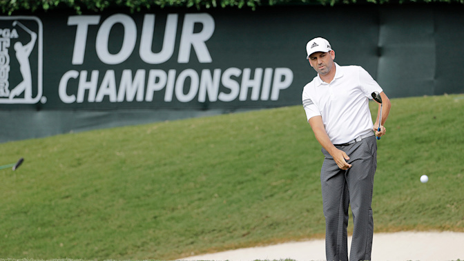 Live leaderboard: Round 2 of Tour Championship
