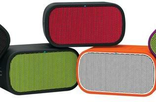 Logitech's Ultimate Ears Mini Boom wireless speaker can take a bruising
