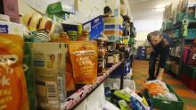 One food bank says it needs an extra 15 tonnes of food for the Christmas period because of the Universal Credit roll-out