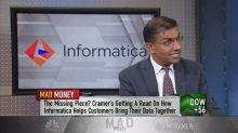 CEO of privately-held Informatica details 'agnostic' part...
