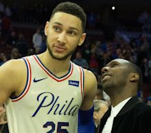 Report: Ben Simmons' agent, Rich Paul, broaches trade with 76ers