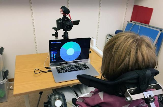 Eye-tracking app lets you make music hands-free
