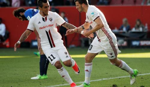 Bundesliga: 2 Platzverweise! FCI gewinnt wildes Spiel