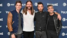 Justin Theroux Bonded With Netflix's 'Queer Eye' Guys Over Vagina Sketches
