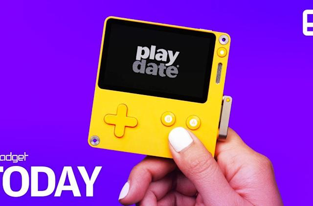 'Firewatch' publisher's Playdate gaming handheld has a crank
