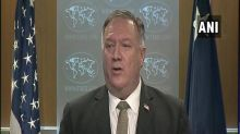 Pompeo welcomes rejection of China's 'unlawful' maritime claims in South China Sea at UN