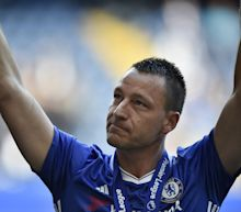 Punters win £3,500 betting on John Terry to be subbed at 26 minutes during Chelsea farewell