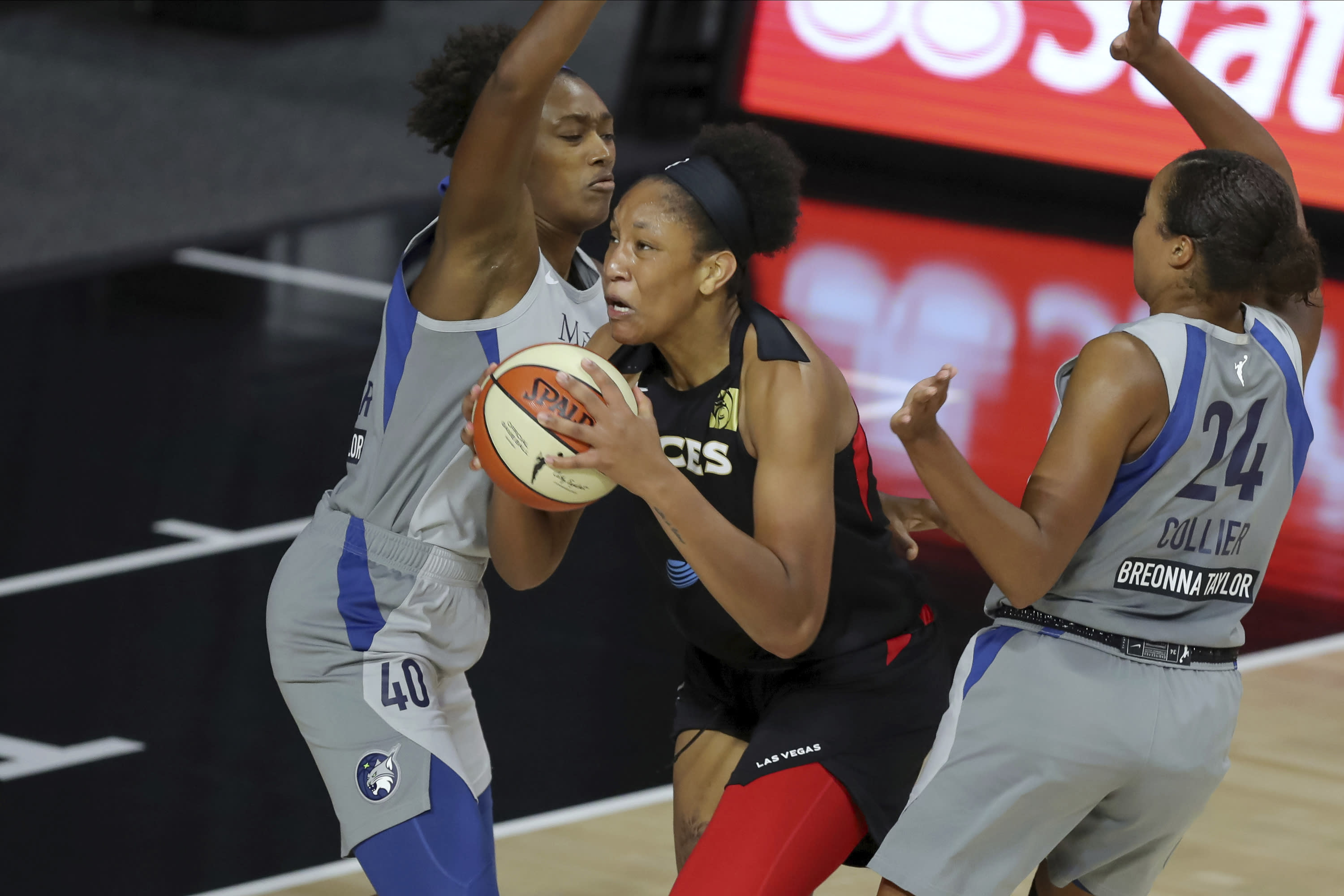 WNBA postpones Wednesday's games after players decide not to participate