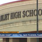Wilson County unveils back-to-school plans