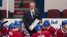 Ducharme feels 'helpless' watching Habs from home after positive COVID-19 test