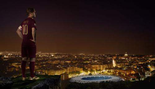 Serie A: Totti: Rom erwatert seinen Imperator