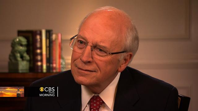 Cheney on how health changed him: