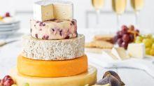 Britischer Supermarkt bietet Hochzeitstorte aus Käse an