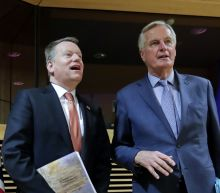 Pound slides as UK Brexit negotiator says 'big gap' between two sides