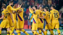 'We have things to talk about' - Ter Stegen seethes at team-mates after Barca edge past Slavia Prague
