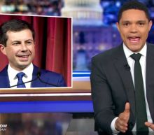 Trevor Noah Mocks Pete Buttigieg's Debate Performance: 'The Only Adult Michael Jackson Would Be Into'