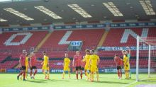 Football League expects to get government money to keep clubs alive