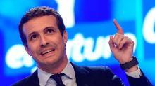 Espagne: le Parti populaire plébiscite Pablo Casado et marque un virage à droite
