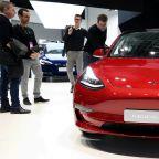 Tesla's Model 3 Gets Approval For European Roads