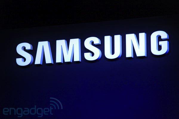 Live from Samsung's CES 2012 press event!