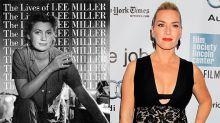Kate Winslet será una corresponsal de guerra en un nuevo biopic