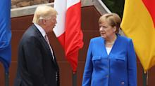 Trump's blunt language sparks fear of an imminent trade war with Germany, say global CFOs