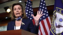 Pelosi says House will remain in session until new corornavirus relief deal is struck