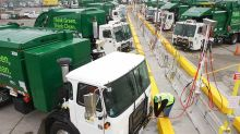 Stocks To Watch: Waste Management Sees RS Rating Jump To 81