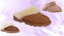 'Worth the money': Step into fall with Ugg's comfiest shearling slippers
