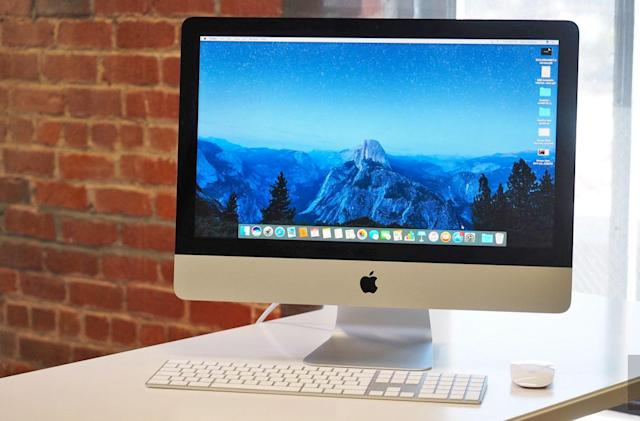 A day with Apple's new iMac (no, not the Pro)
