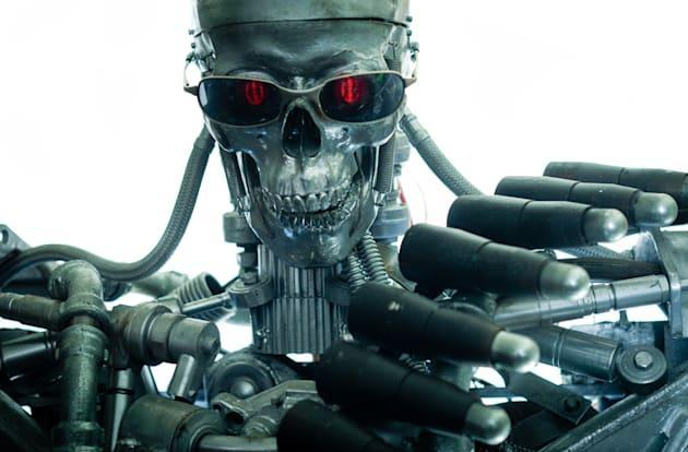 Snowden: The NSA's building Skynet to fight wars online