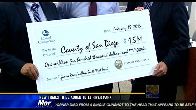 New trails to be added to Tijuana River Valley Regional Park