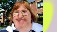 """Nachdem ein Troll sagte, ich wäre """"zu hässlich"""", postete ich ein Jahr lang täglich ein Selfie"""