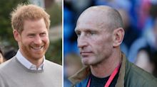Prince Harry teams up with ex-rugby player Gareth Thomas to break HIV stigma