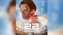 Barun Sobti Turns Sports Agent in '22 Yards' Trailer