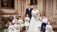 Royal Wedding: Deshalb ist das Hochzeitsfoto von Eugenie so besonders