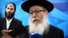 Israel health minister under fire over ultra-Orthodox COVID-19 crisis