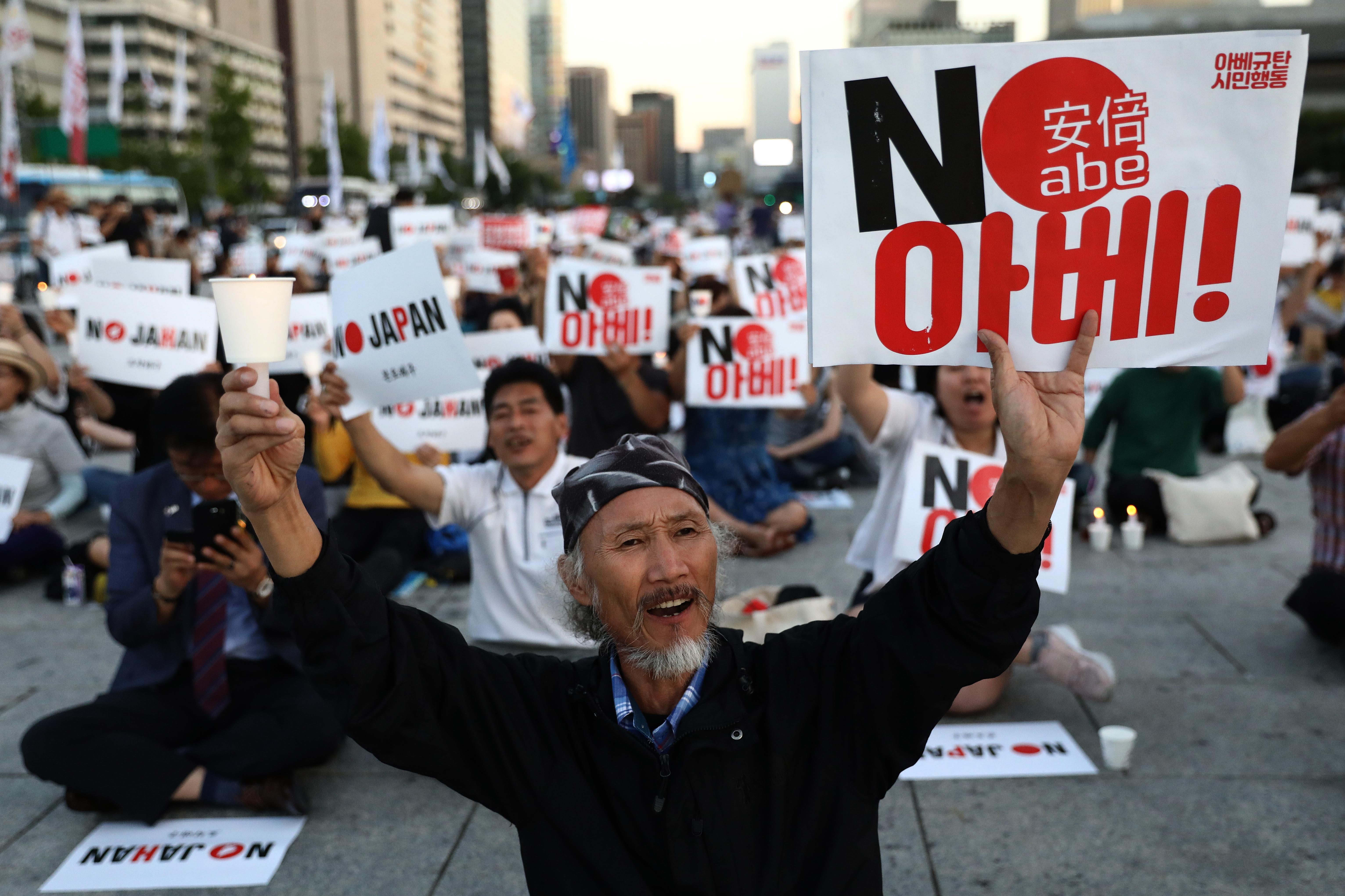 Why the Japan-South Korea Trade War Is Worrying for the World