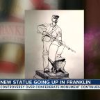 U.S. Colored Troop statue to go up across from confederate monument in Franklin