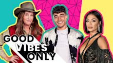 From Caitlyn's Sky Dive To Kate And Miles' Flirting, These Are Our I'm A Celebrity 2019 Highlights | Good Vibes Only