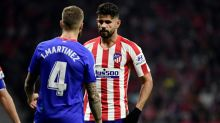 Costa set for three months out after operation