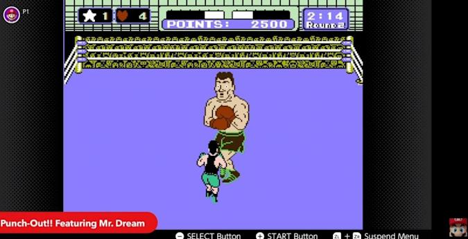 Switch Online adds 'Punch-Out' and 'Super Mario Bros.: The Lost Levels'