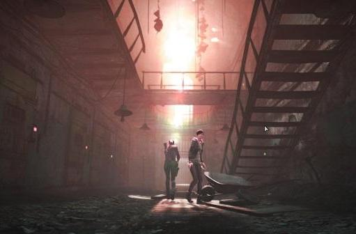 Resident Evil Revelations 2 trailer gatecrashes the party