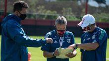 'Reforços' no Flamengo: dez jogadores e Dome retornam à disposição após surto de Covid-19